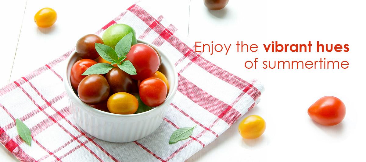 五彩番茄节