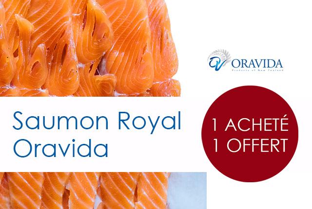 Oravida King Salmon