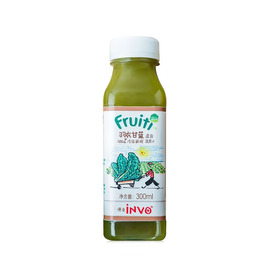 Fruiti Cold Pressed Kale & Mixed Veggie Juice (300 ml*6)