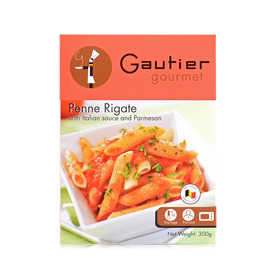 Gautier Gourmet 冷凍 ペンネ・リガーテ