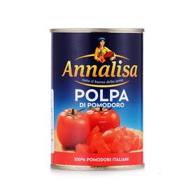 安娜丽莎切块番茄
