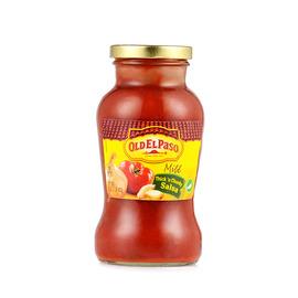 歐帕 微辣番茄調味醬(含辣椒段)453g