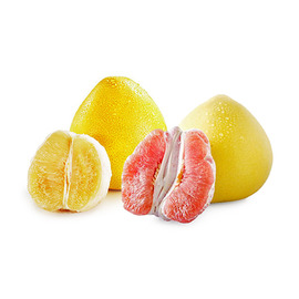 平和 有机琯溪红白蜜柚组合