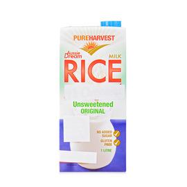 哈維斯特含鈣糙米味飲料