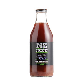 仙菓然 蓝莓黑加仑子苹果汁(NFC)