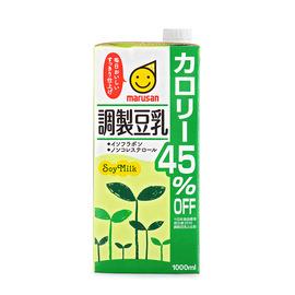 丸三牌 淡口調制豆乳