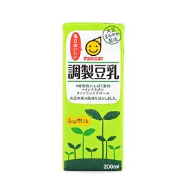 丸三牌調制豆乳飲料(200ml)