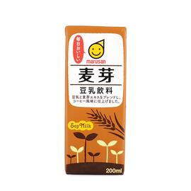 丸三牌豆乳飲料 麥芽(200ml)