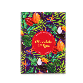 巧克力与爱牌黑巧克力浓醇礼盒