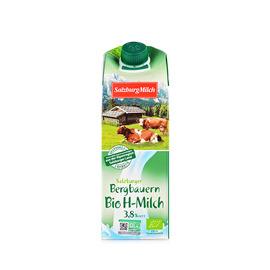 薩爾茨堡 全脂有機純牛奶 1升