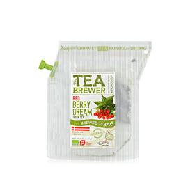 植者 红加仑调味绿茶(便携滤袋)