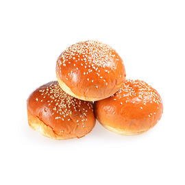 FIELDS 漢堡面包*3