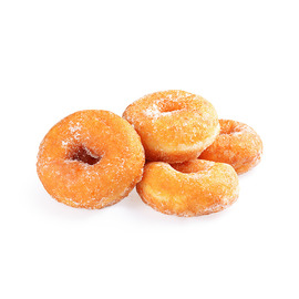 FIELDS 迷你甜甜圈*5(霜糖)