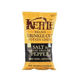 Kettle 薯片(胡椒)