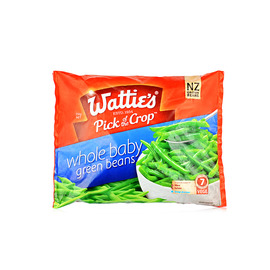 (Gift) Wattie's Pick Of The Crop Whole Baby Green Beans