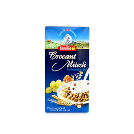 瑞士麦传统口味麦片