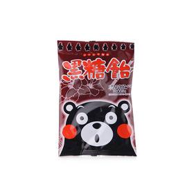 酷玛熊红糖味硬糖90g