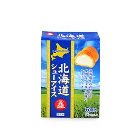 安甜果牌 北海道牛奶味泡芙雪糕
