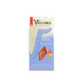 维拉斯榛子牛奶巧克力制品 100克