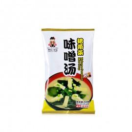 神州一冷凍干燥裙帶菜味噌湯32 g