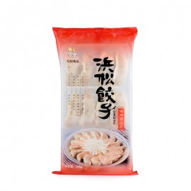 丸松 猪肉圆白菜饺子