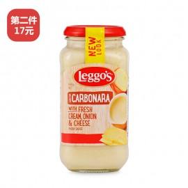 立格仕 奶油洋葱意大利面酱(复合调味料)