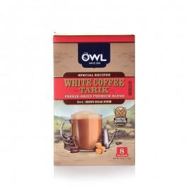 猫头鹰牌三合一白咖啡(赤糖味)