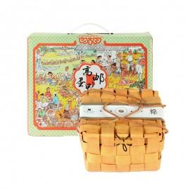 Fields 蛋黄五花肉粽子 & 扁担姐咸鸭蛋礼盒