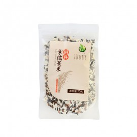 禾煜紫糯薏米粥料