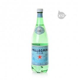 圣培露 充气天然矿泉水(1L*12,塑料瓶)