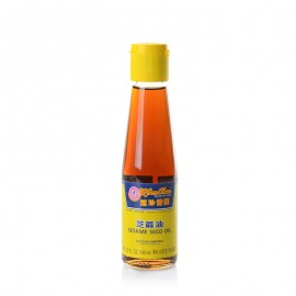 冠珍酱园芝麻油 190mL