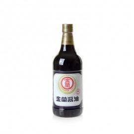 金兰酱油1l