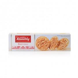 金宝丽瑞士华夫薄片饼干98克