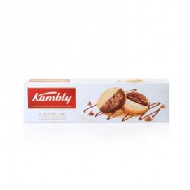 金宝丽巧克力夹心饼干100克
