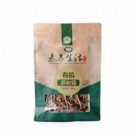 素养生活有机茶树菇120 g