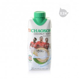 Chaokoh Coconut Water (330 ml*24)