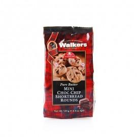 沃爾克斯迷你巧克力顆粒黃油酥餅
