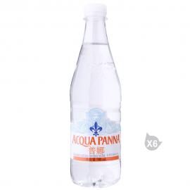 普娜 天然矿泉水(500ml*6)