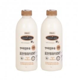 韓國 延世牛奶 *2