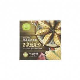 圃美多冰花脆皮煎饺(玉米蔬菜味)