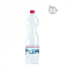 Chiarella Natural Mineral Water (1.5 L*6)