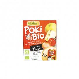 達利瓦樂草莓蘋果果泥 4*90g