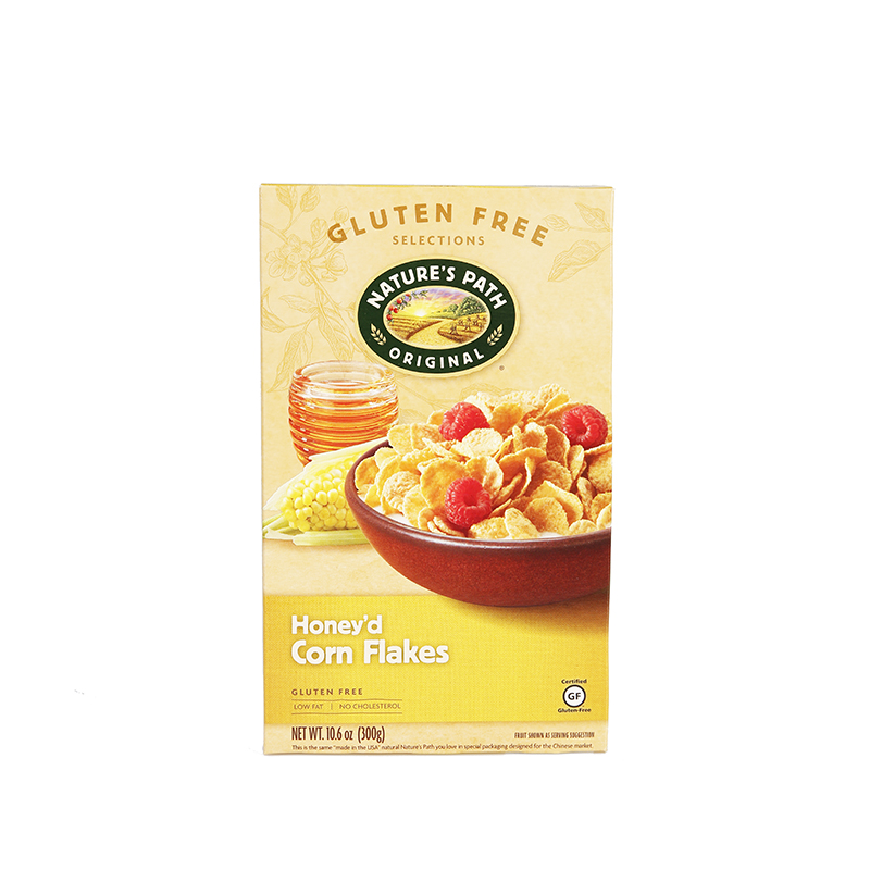 Nature S Path Honey D Corn Flakes