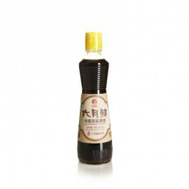 六月鮮 特級淡鹽醬油 375ml