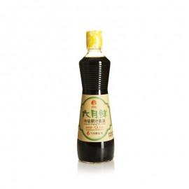 六月鲜特级原汁酱油