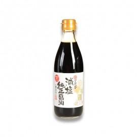 丸島牌減鹽醬油360 ml(釀造醬油)