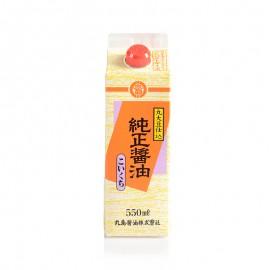 丸島 純正醤油 (濃口)