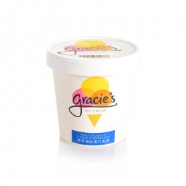 格喜麦芽海盐黑巧克力冰淇淋