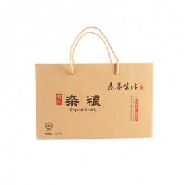 素养生活有机杂粮礼盒(米类)