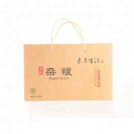 素养生活有机杂粮礼盒(豆类)
